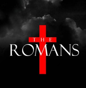 the romans logo