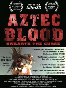 aztec blood 3D