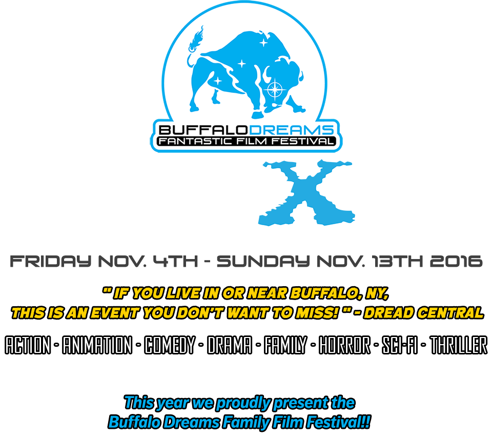Buffalo Dreams Fantastic Film Festival